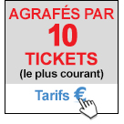 agrafage courant 10